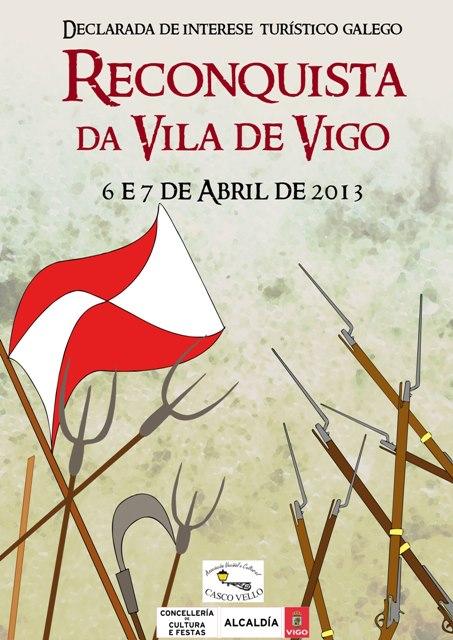 Festa da Reconquista 2013 en Vigo